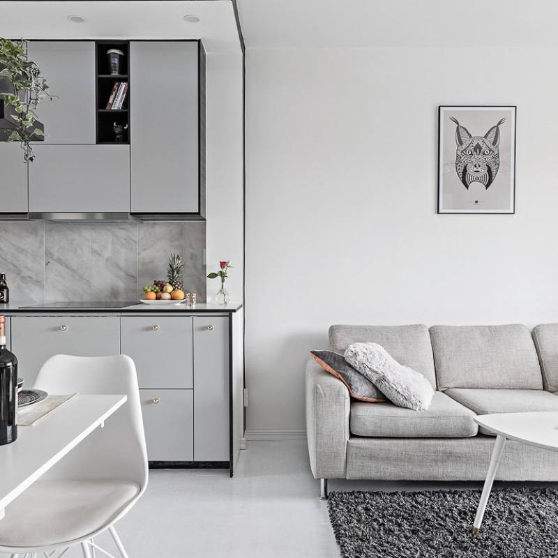 Contemporary Scandinavian Interior Design