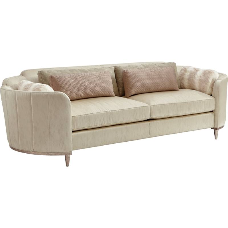 Channel Barrel Sofa