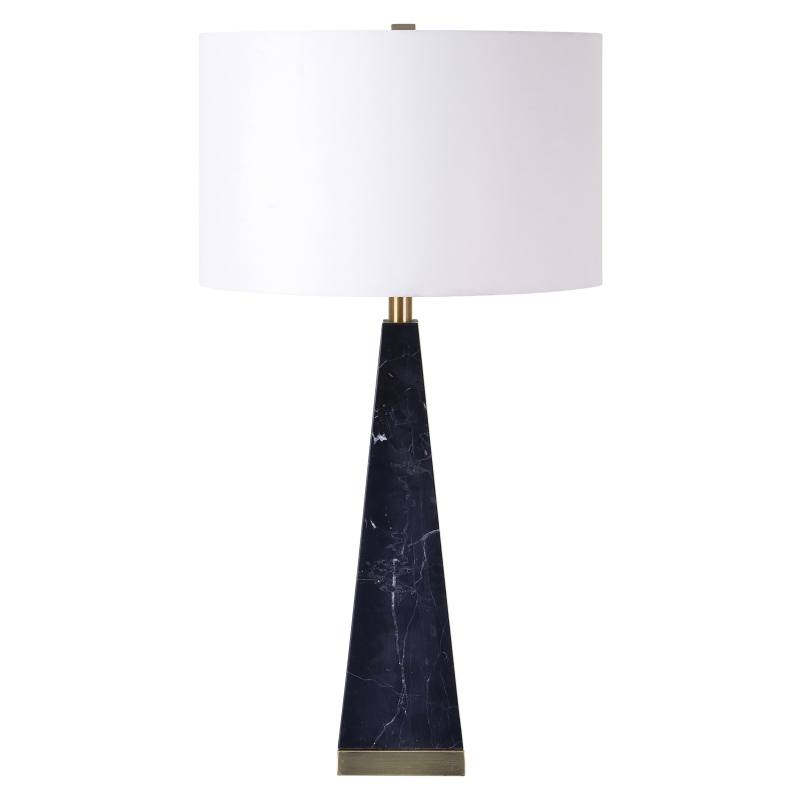 Finn Marble Base Table Lamp