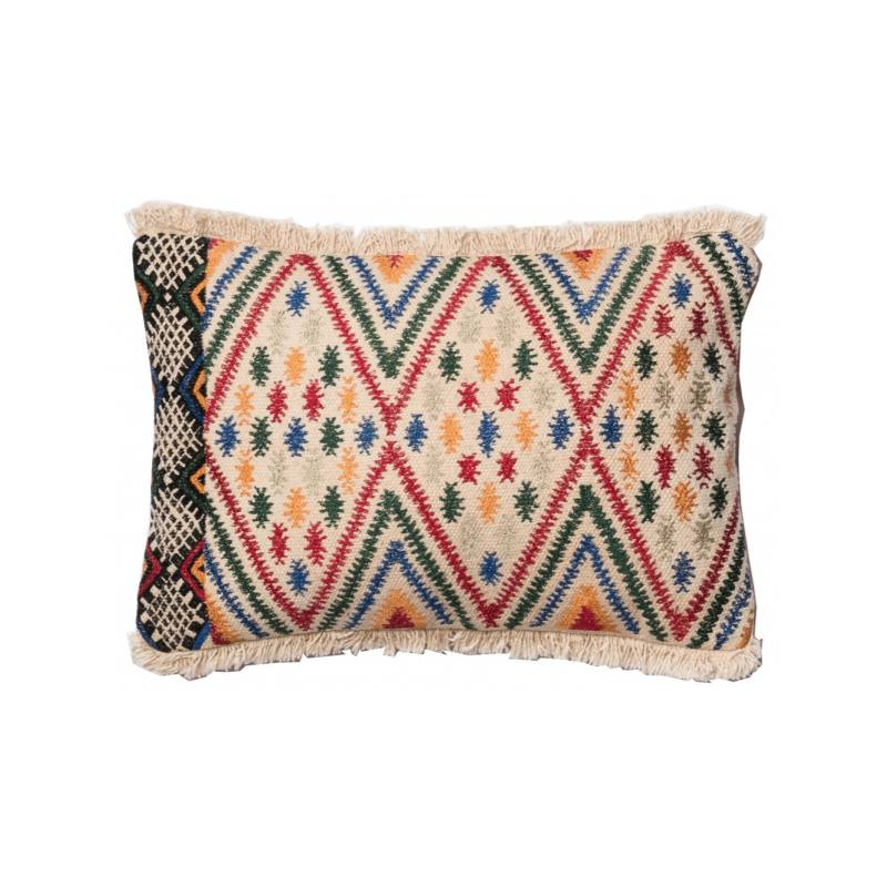 Justina Blakeney Najma Lumbar Pillow, Multi
