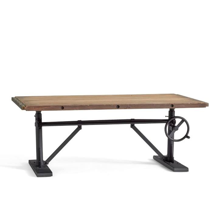 Pittsburgh Crank Coffee Table