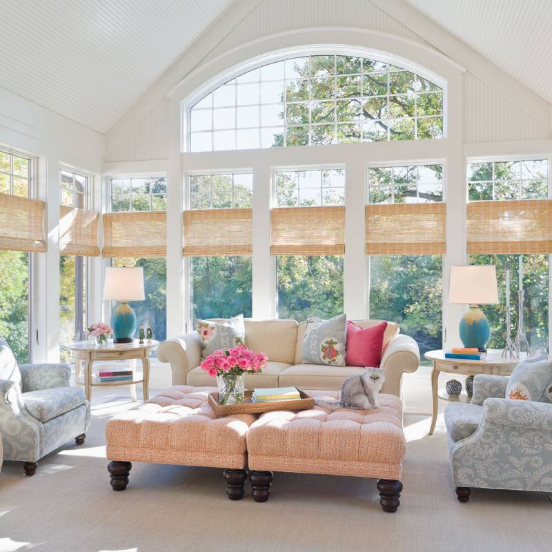 Get the look: Airy Countryside Retreat Living Room