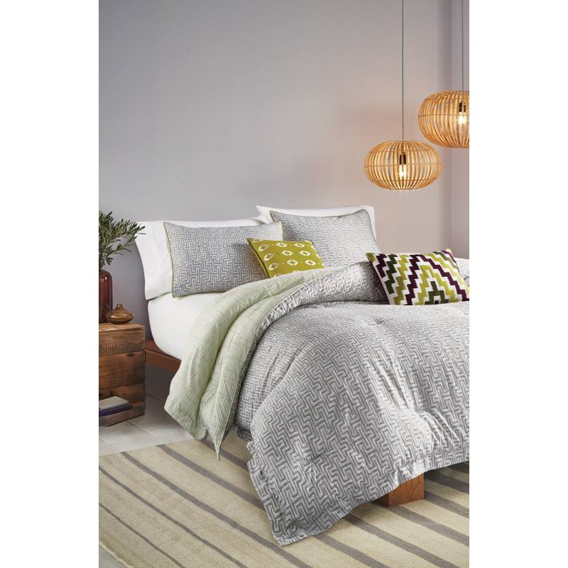 Koba Comforter, Sham & Accent Pillow Set