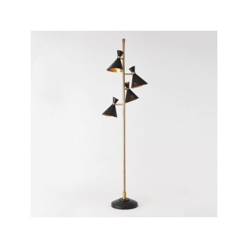 Natran Lamp, Bronze