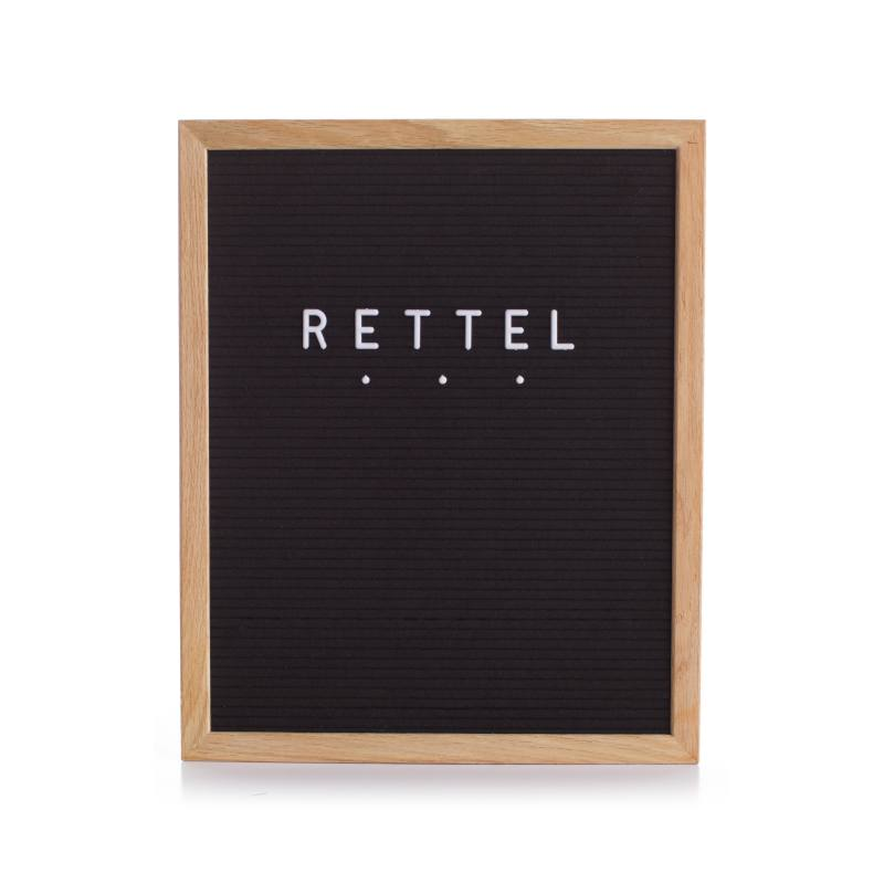The Chit Chat Letterboard