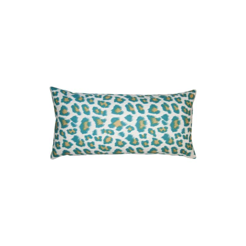 Riviera Cheetah Accent Pillow