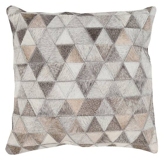 Trento Hair On Hide Pillow 18""