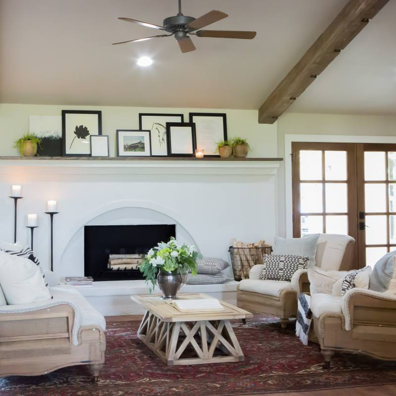 Joanna Gaines Modern Farmhouse Decorating Style