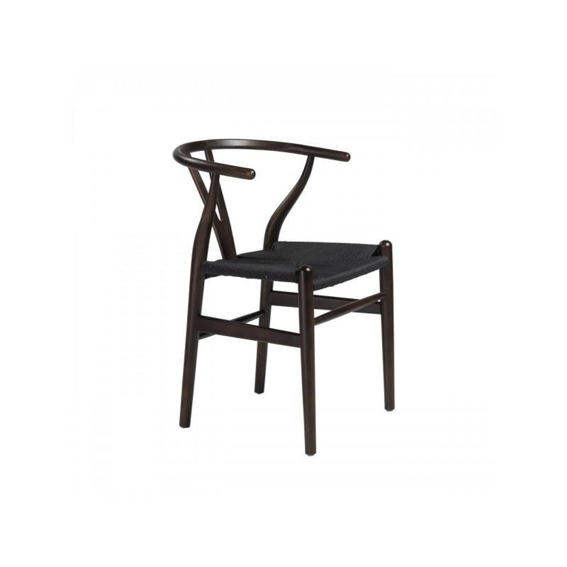 Signe Dining Chair, Walnut (Set of 2)