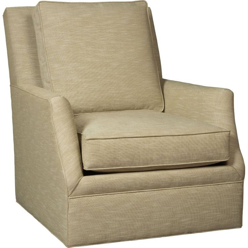 Big Mans Swivel Armchair