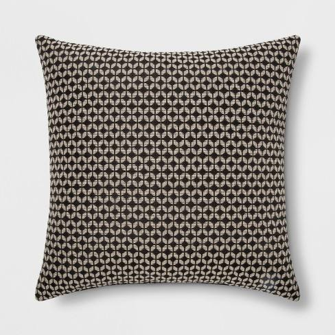 Woven Geo Square Throw Pillow - Project 62�