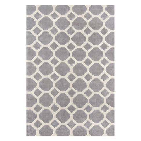 Bliss Ryder Geometric Tufted Accent Rug - Momeni