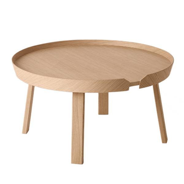 Muuto Around table large, oak