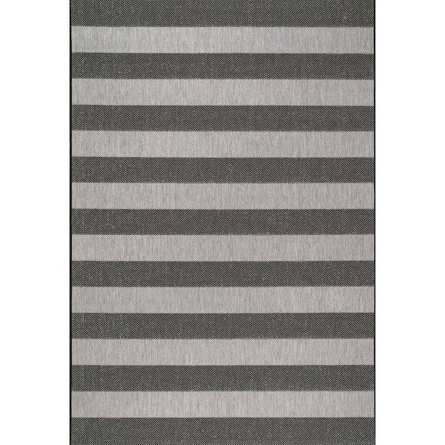 Rugs USA Aperto Chevron Stripes Outdoor RUG