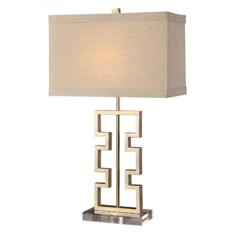 Arc Lamp, Gold