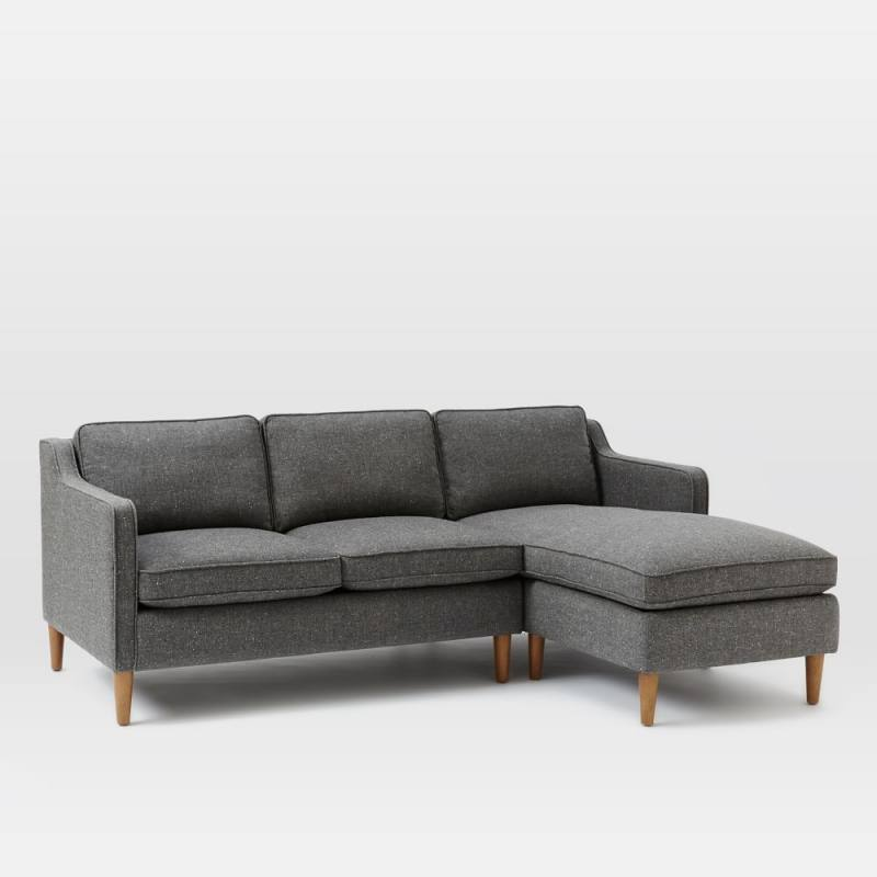 Hamilton 2-Piece Chaise Sectional
