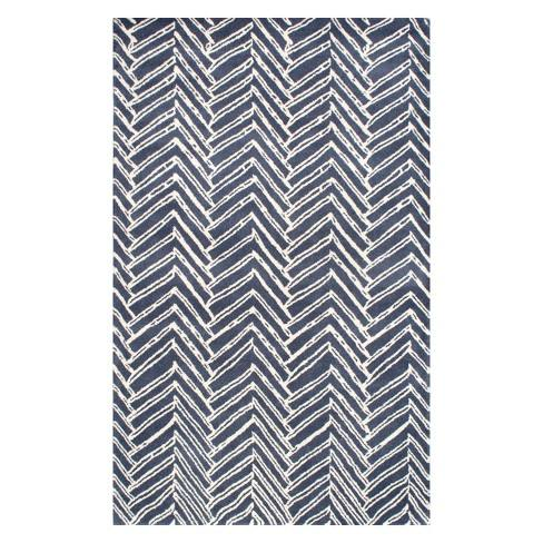 nuLOOM 100% Wool Hand Tufted Alex Rug