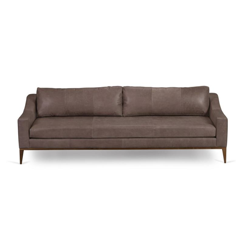 Nora Leather Sofa