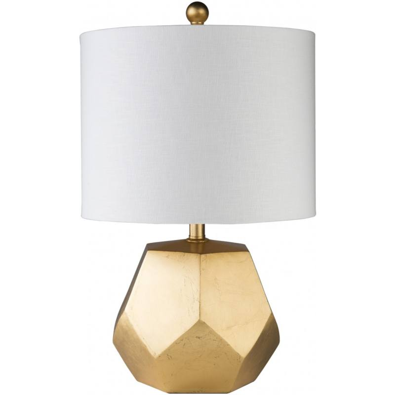 Tetra Table Lamp, Gold