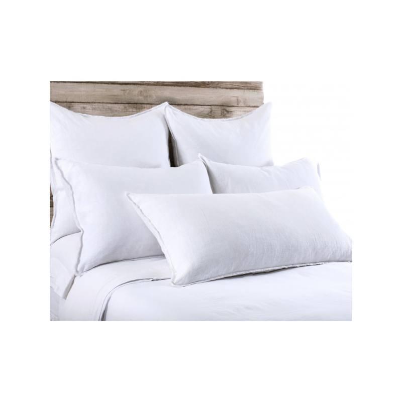 Pom Pom at Home Blair Duvet, White
