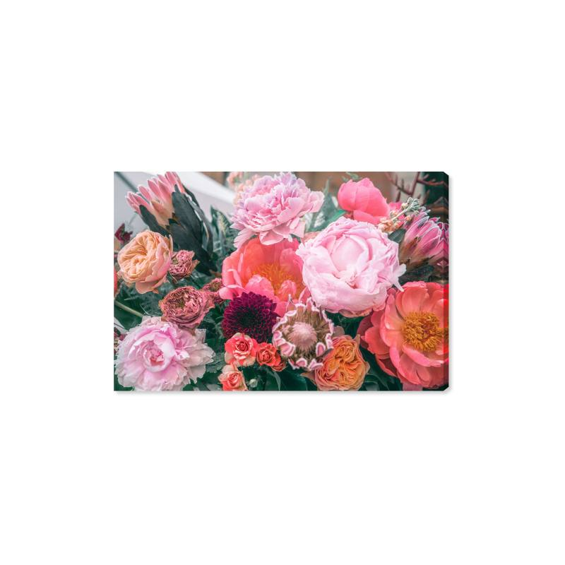 Floralia Canvas Wall Art