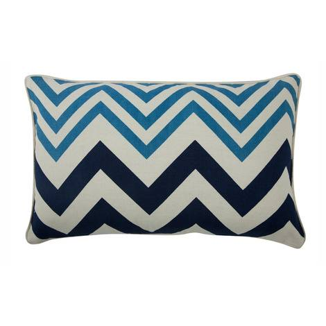 Zig Zag Resort Pillow
