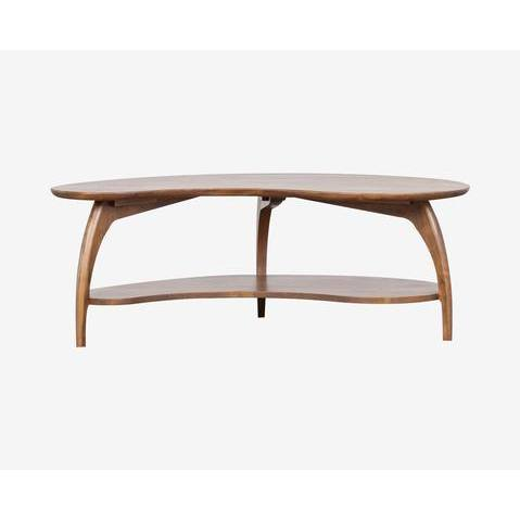 Tibro Coffee Table With Shelf