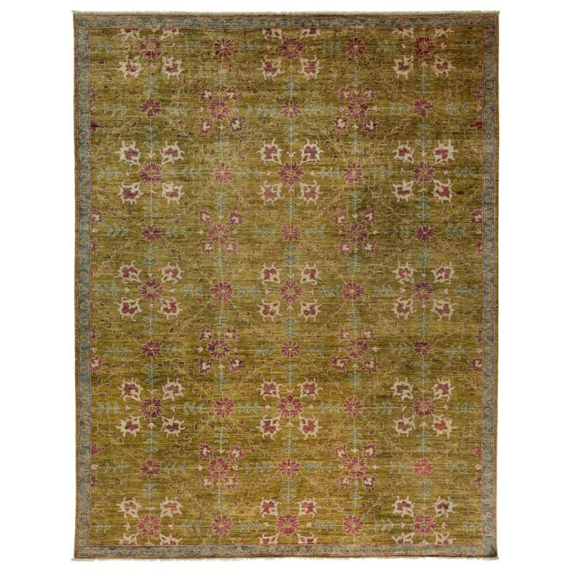"Cecily One of a Kind Rug 9'4"" x 11'10"", Olive"