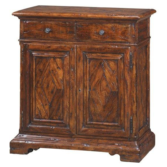 Memories of the Hall Accent Cabinet