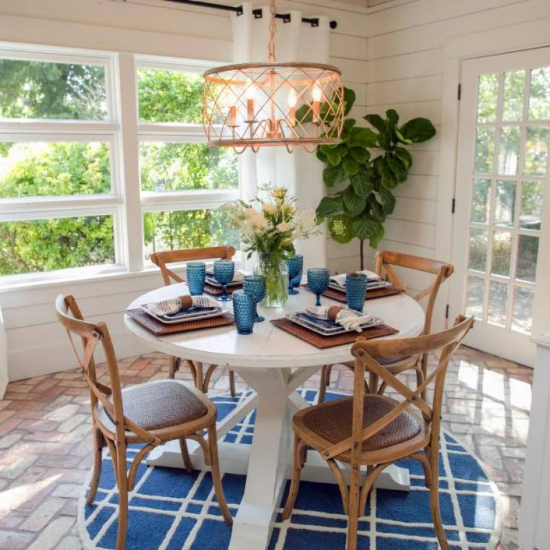 Fixer Upper Childers Dining room