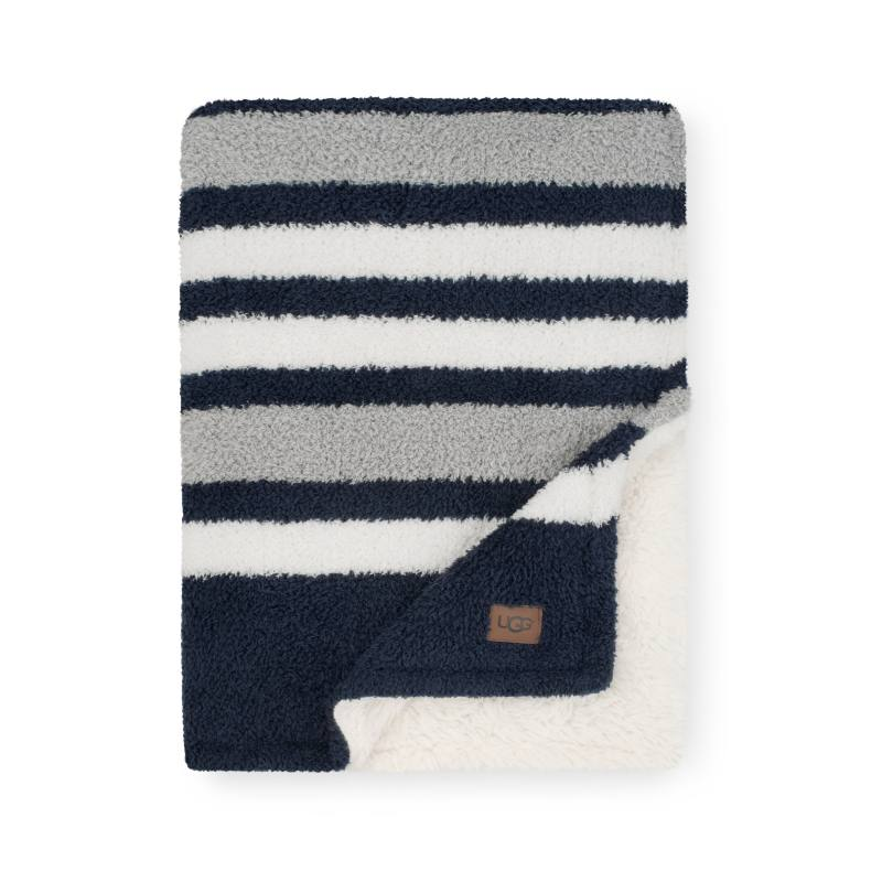 Ana Stripe Throw Blanket
