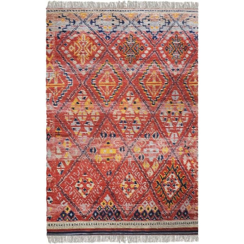 Rosabel Rug, Red