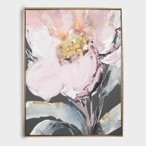 Blush Blossoms by Lanie Lorith Wall Art