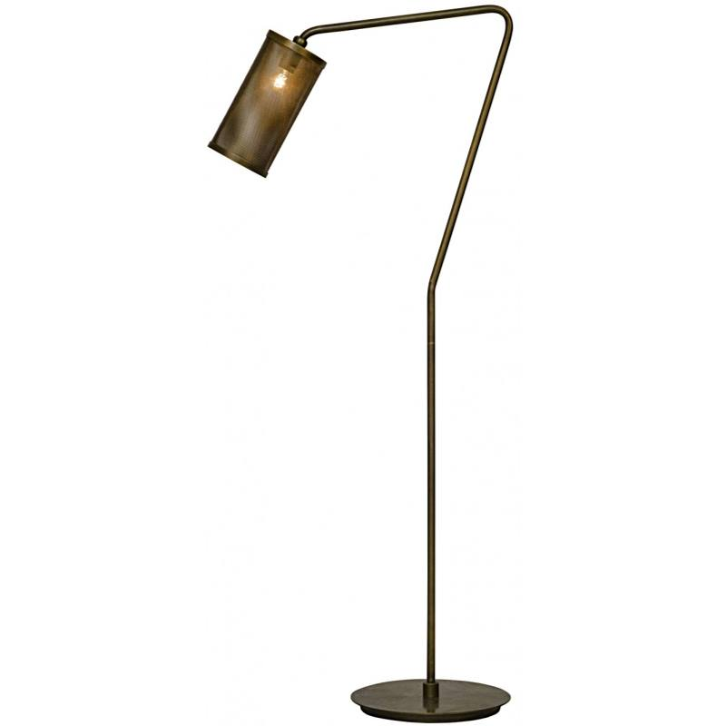 Valenze Floor Lamp, Gold