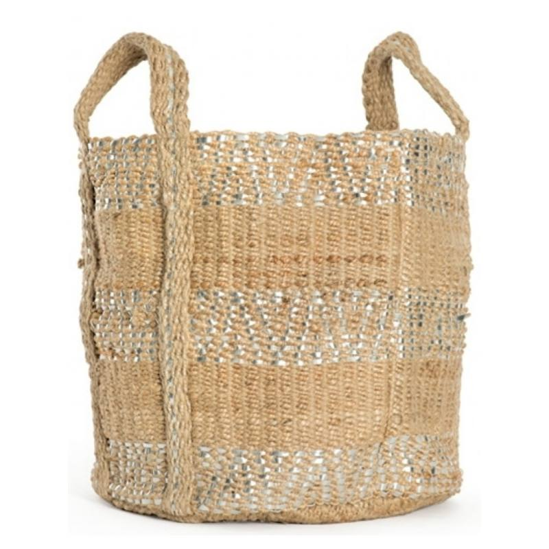 Savannah Jute Basket
