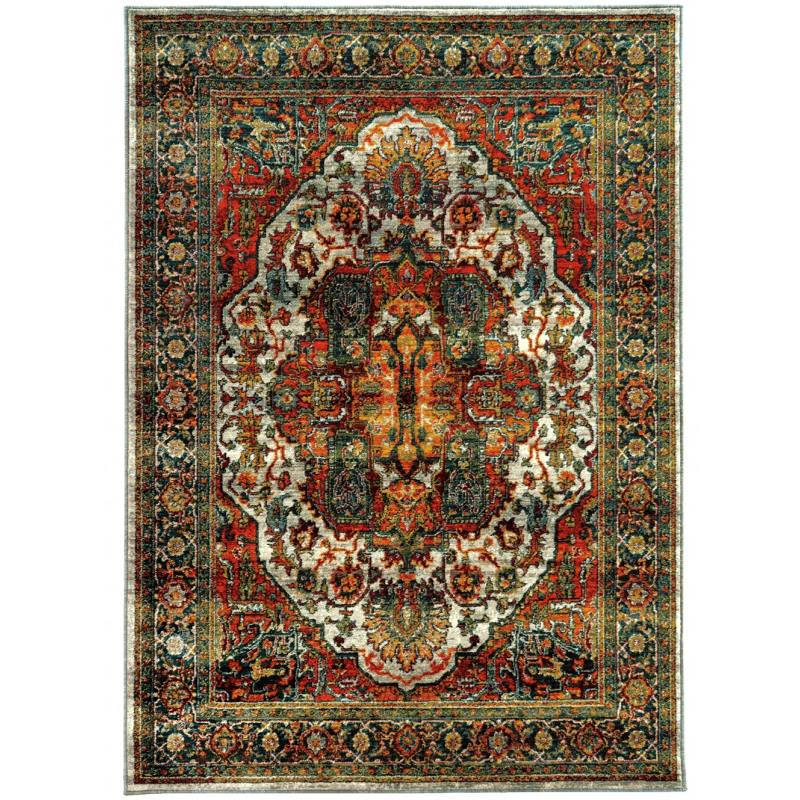 Marvie Rug, Rust