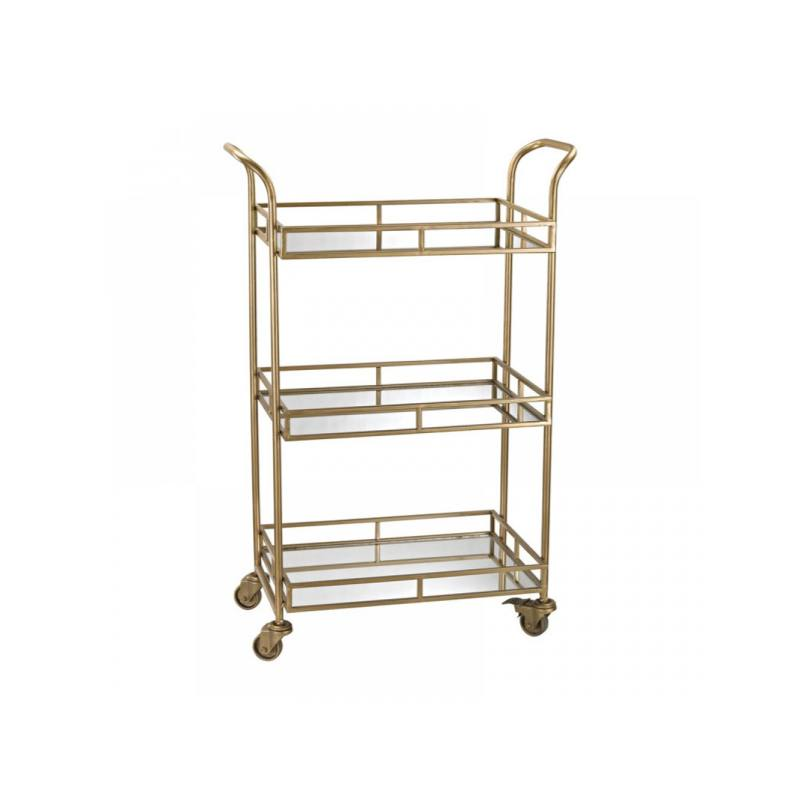 Campbell Bar Cart