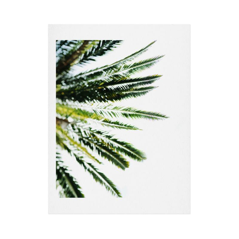 Chelsea Victoria - Beverly Hills Palm Art Print