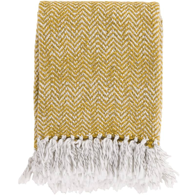 Zuri Throw, Sunflower