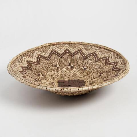 Tonga Deep Bowl Basket Collection