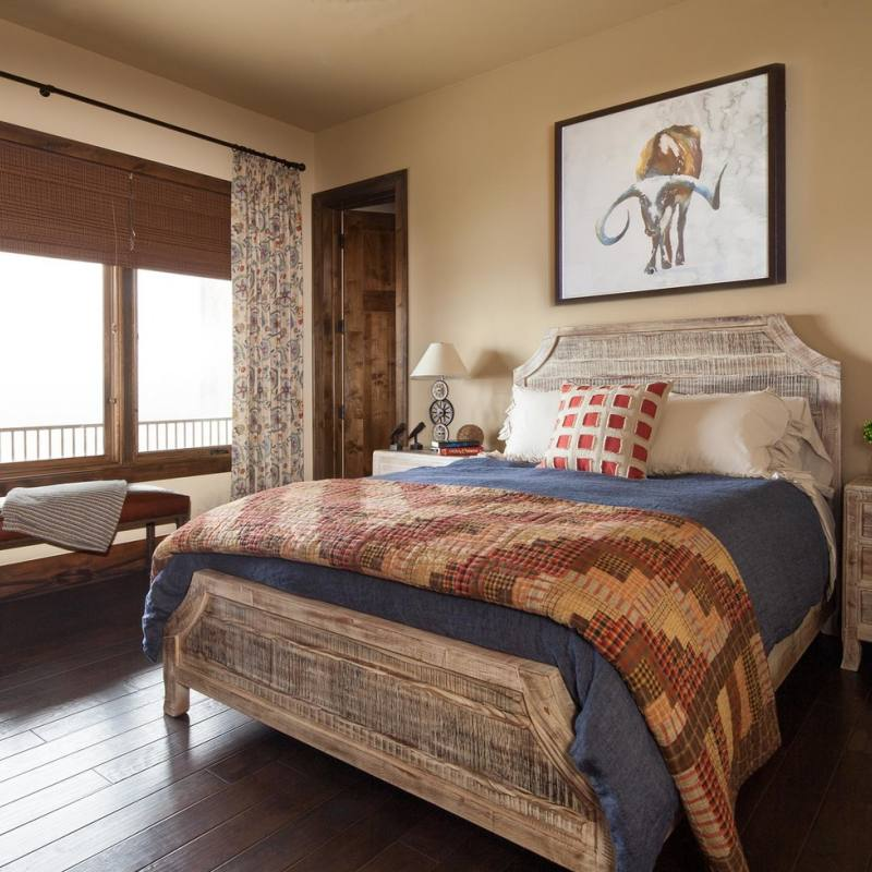 Get the Look: Southwest style bedroom