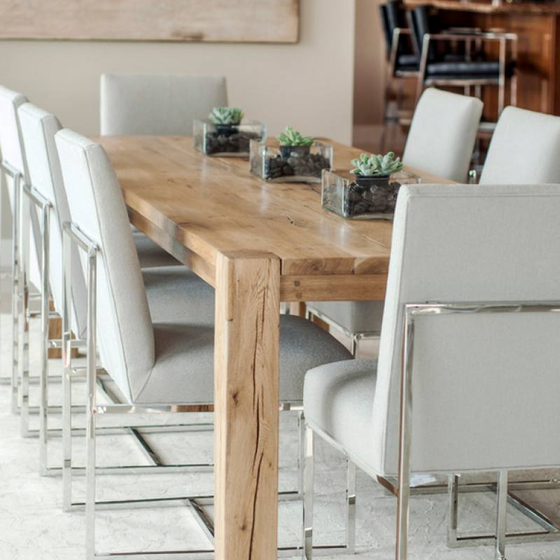Get the look: Contemporary dining room