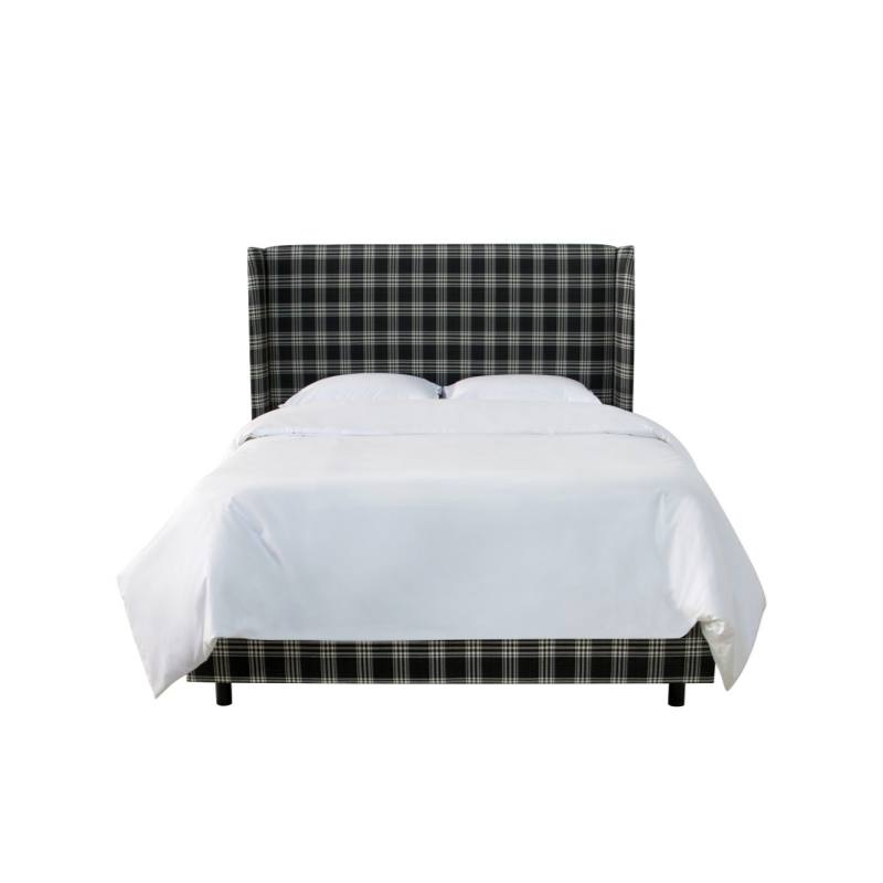Adara Bed, Prep School Plaid