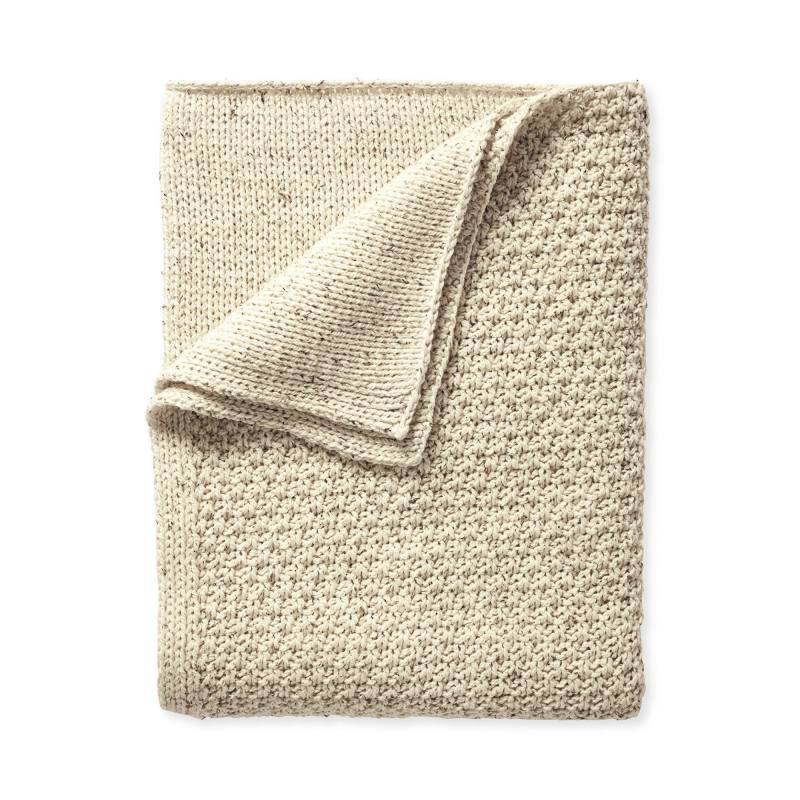 Shasta Wool Throw