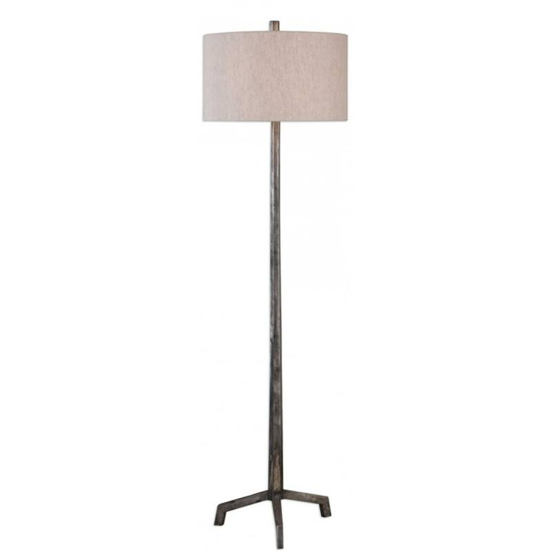 Lydia Floor Lamp, Iron