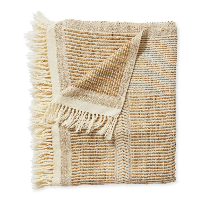 Sycamore Wool Throw