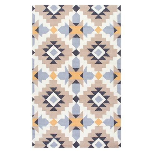 Hand Hooked Terica Area Rug
