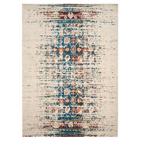 Hooked Shapes Area Rug - Safavieh
