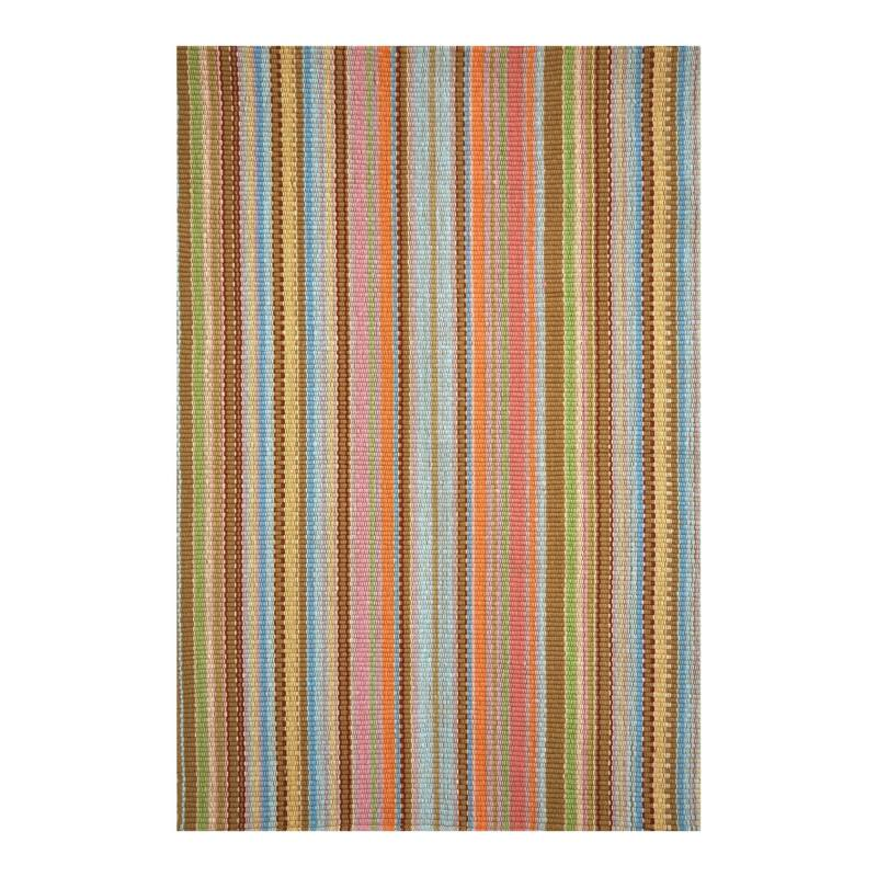 'Zanzibar' Ticking Stripe Rug