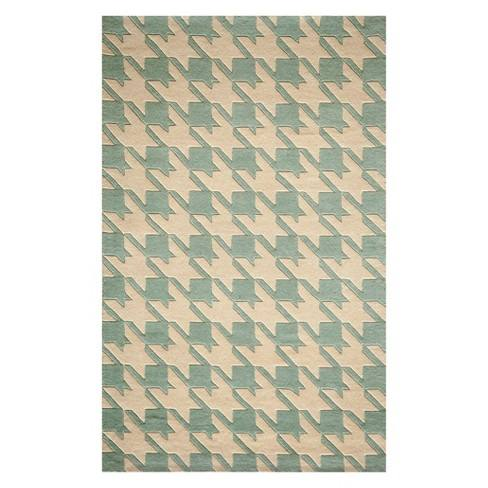 Delhi Suri Geometric Tufted Accent Rug - Momeni
